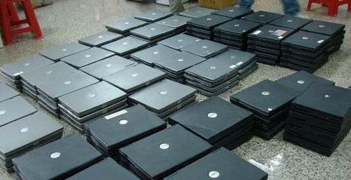 上海某银行电脑回收