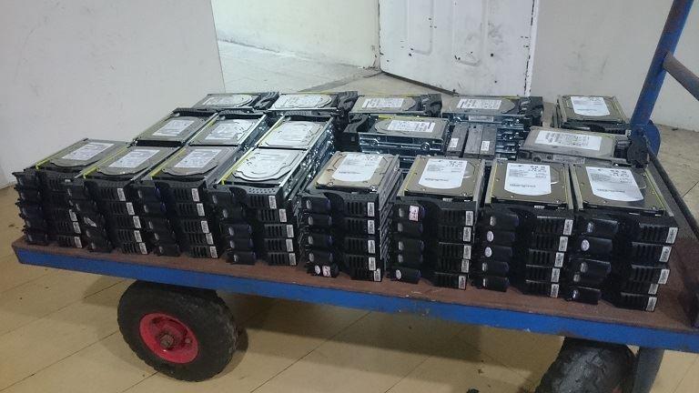 上海电脑配件回收